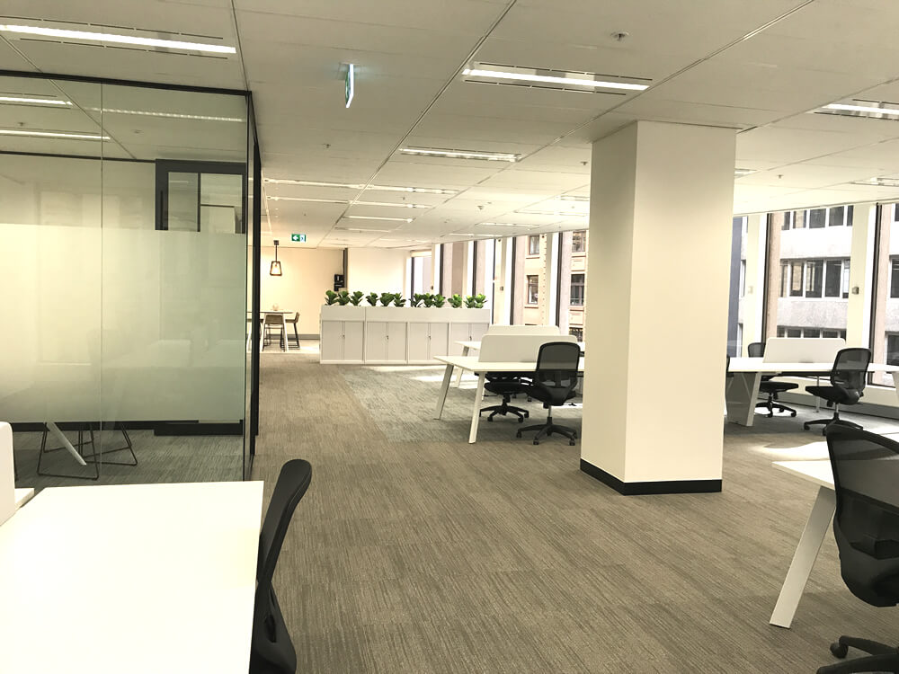 Office Fitout and Office Make Good Solutions
