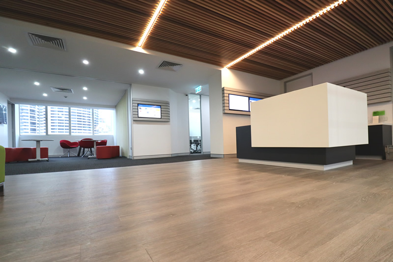 Projects - Office Make Good Solutions Sydney
