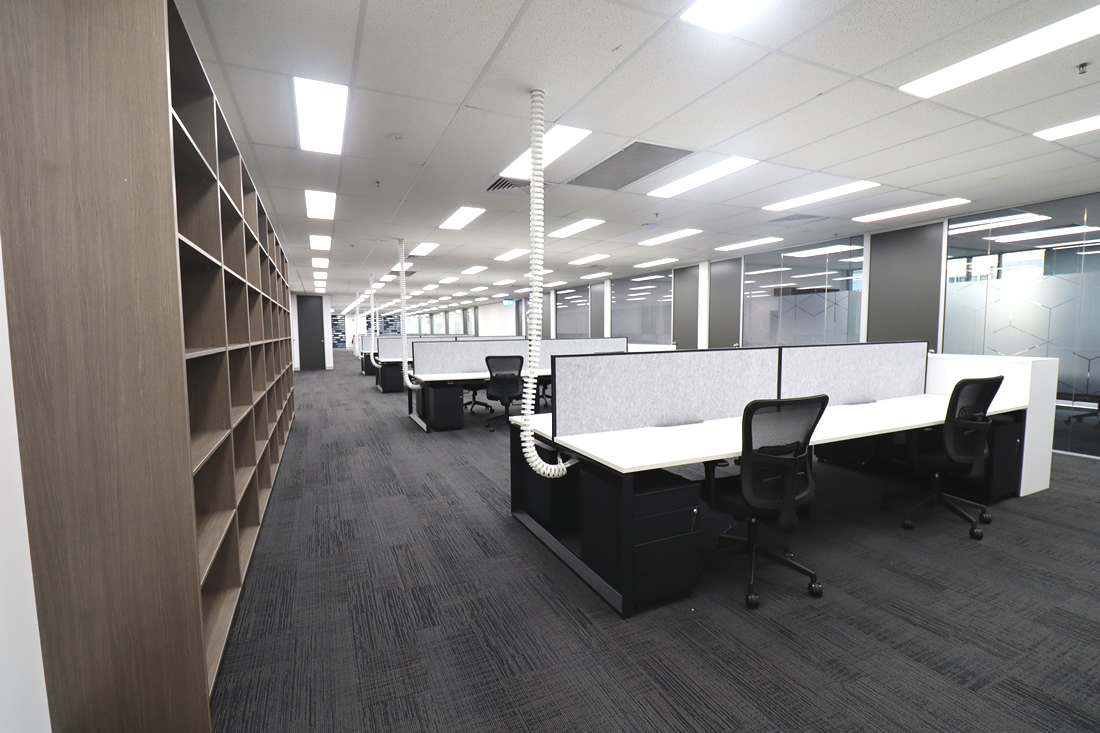 Projects - Office Fitout Solutions Sydney